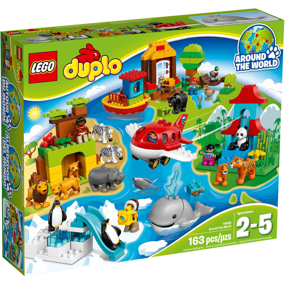 Lego Duplo Around The World Playone
