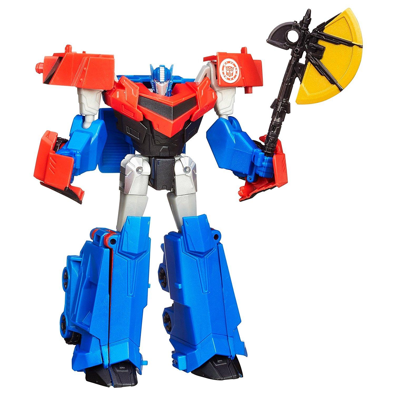 transformers rid warrior optimus prime figurine cin 233 ma